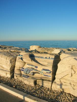 Il MAM (Museo d'Arte sul Mare) - Scultura Viva
