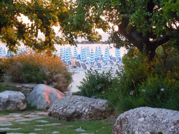 Uno sguardo sulla spiaggia (foto di G. Massaro)