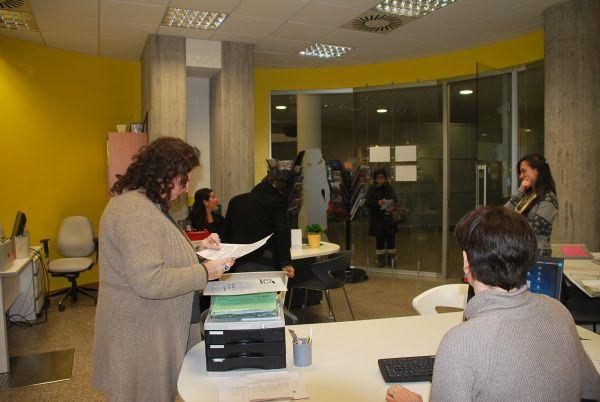 L'inaugurazione della nuova sede dell'Informagiovani