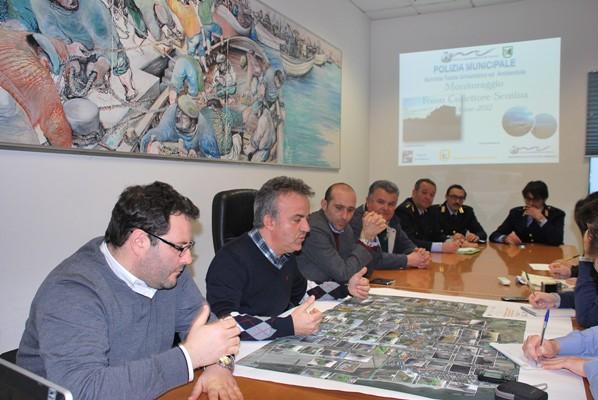 La conferenza stampa di presentazione dei risultati del monitoraggio