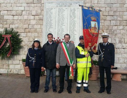 """La delegazione sambenedettese a Livorno per la commemorazione delle vittime del """"Moby Prince"""""""