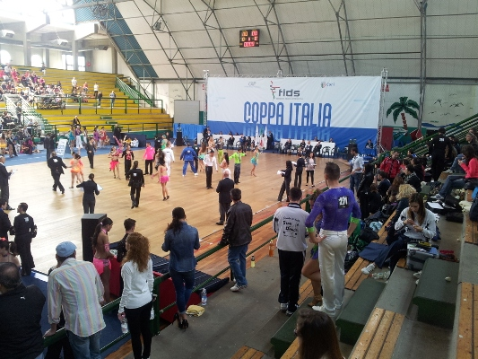 La Coppa di Danze Caraibiche al PalaSport
