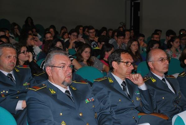 Alcuni momenti del convegno in Auditorium