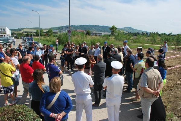 Alcuni momenti della cerimonia