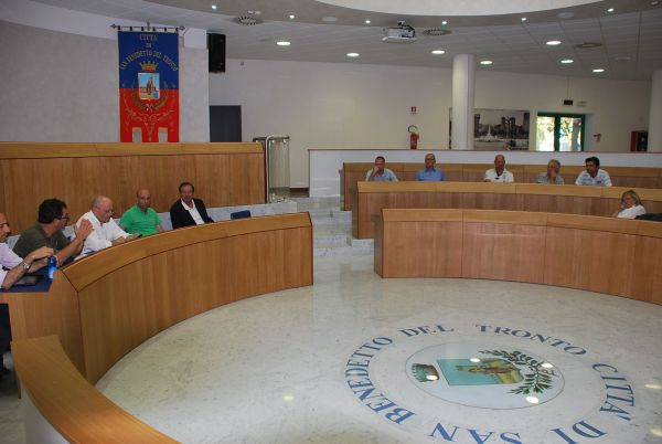 L'incontro tra la Giunta e i Comitati di quartiere