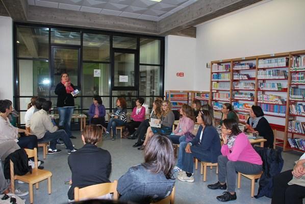 Un momento del corso di formazione per lettori volontari civici