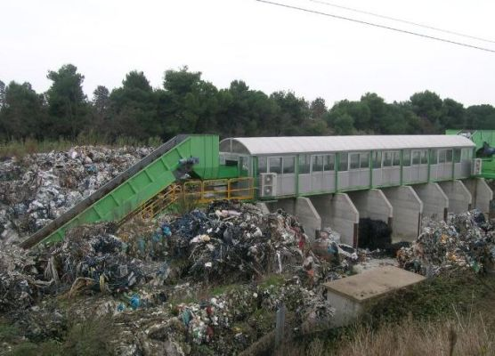 Alcuni scatti della Piattaforma Ecologica