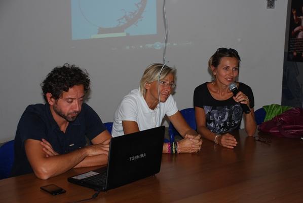 Il gruppo di tour operator al Museo del Mare
