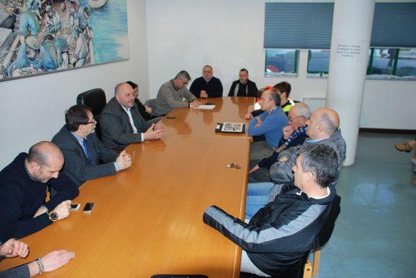 La nuova riunione del tavolo tecnico allestito per far fronte all'emergenza maltempo