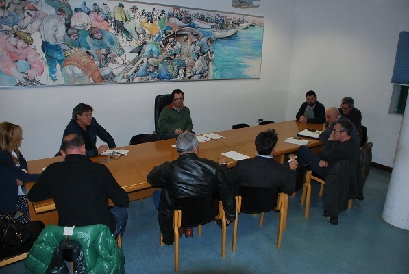 """Alcuni scatti dell'incontro in Municipio del tavolo di lavoro sulla """"movida"""""""