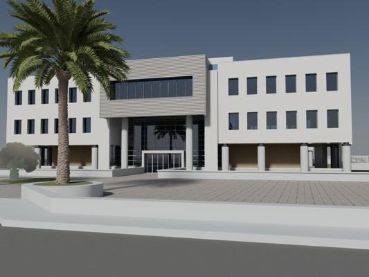 Il progetto della nuova scuola