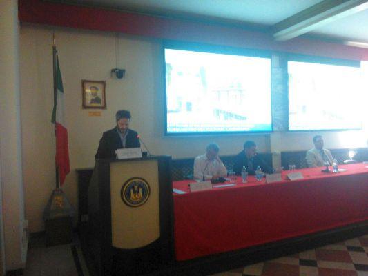 Alcune foto del convegno tenutosi a Venezia