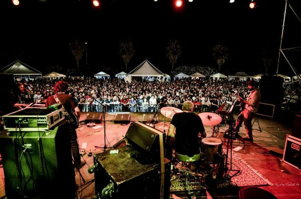 Alcune immagini delle passate edizioni del Maremoto Festival