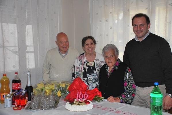 I cento anni di Livia Capriotti