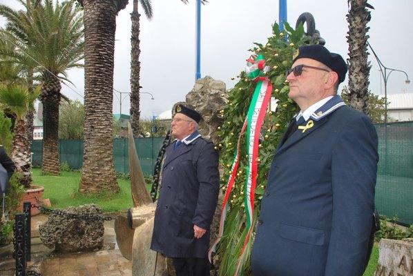 Alcune immagini della cerimonia del 25 aprile