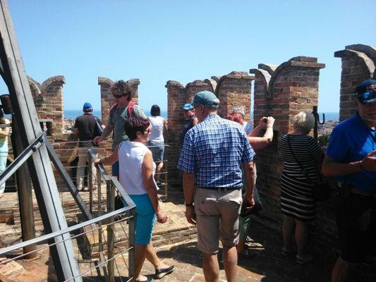 La visita della delegazione di Steyr alla Città di San Benedetto