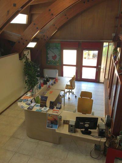 La sede IAT restaurata