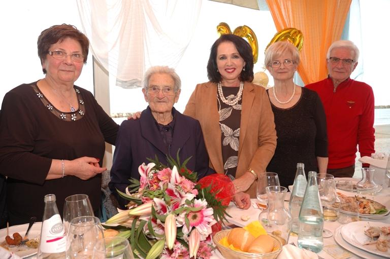La festa per la signora Lucia