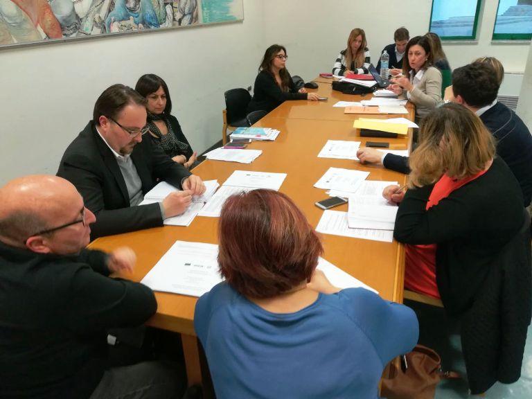 La riunione dei Comuni dell'Ambito sociale 21