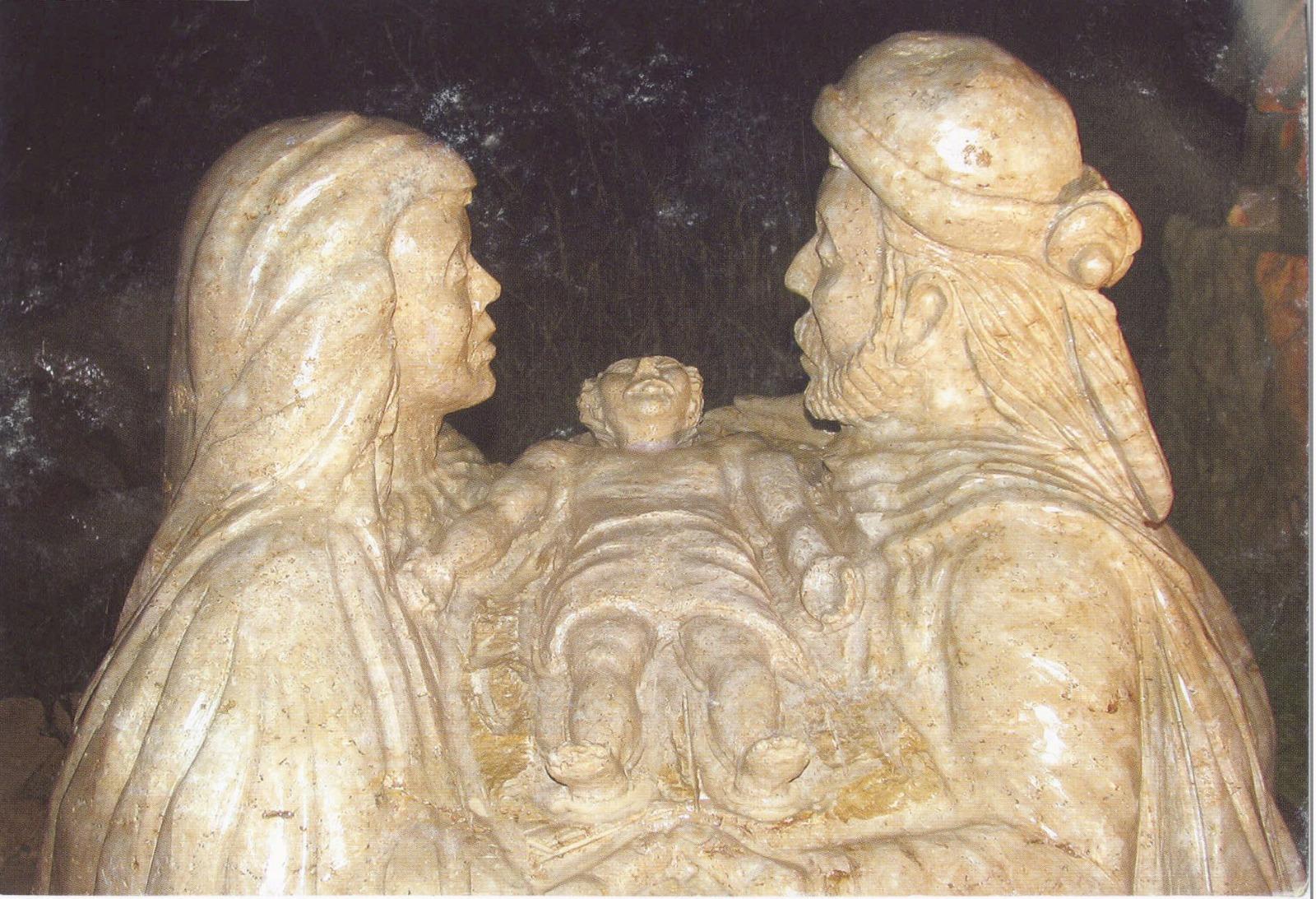 La scultura immersa