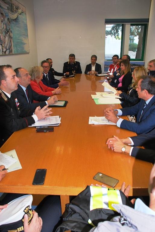 La riunione del Comitato