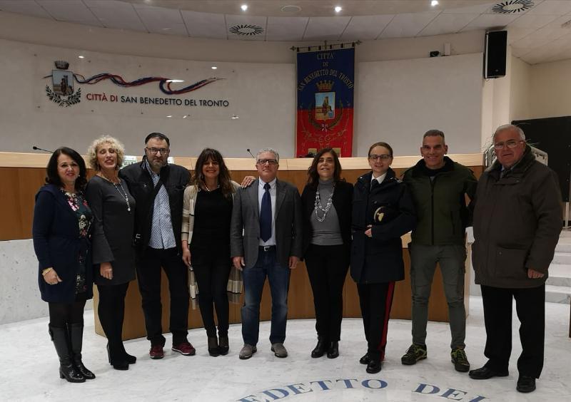 I relatori della conferenza