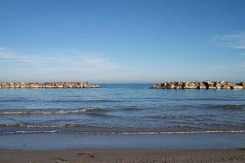Scogliere antistanti il litorale sambenedettese