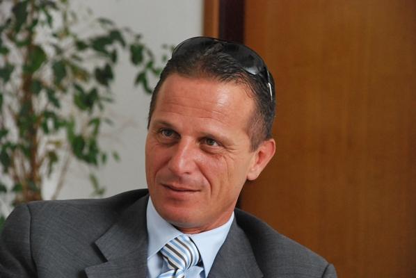 Il reggente del Commissariato della Polizia di Stato, Dott. Paolo Amicarelli