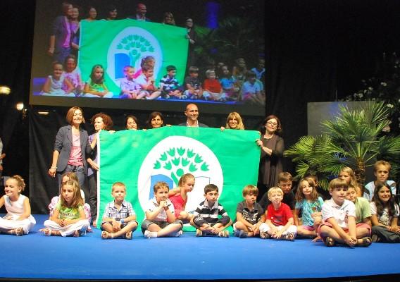 Foto di gruppo Ecoschool