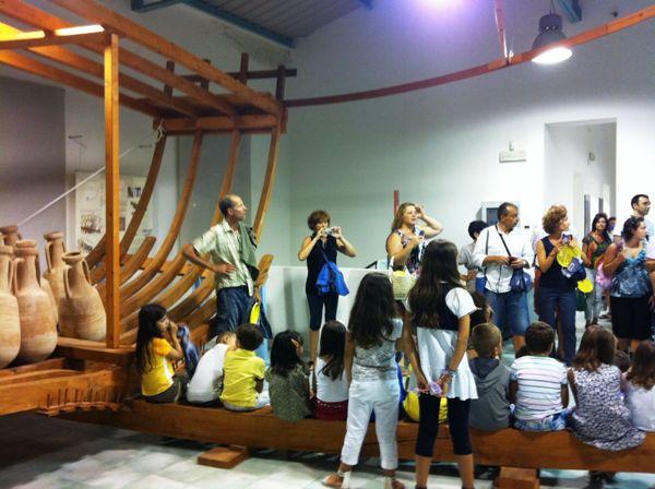 Genitori e bimbi al museo
