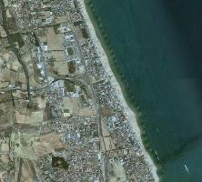 San Benedetto dal satellite