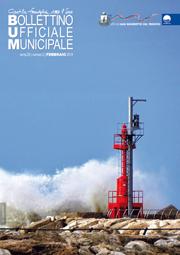 Bollettino Ufficiale Municipale | copertina febbraio