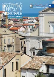 Bollettino Ufficiale Municipale | copertina aprile