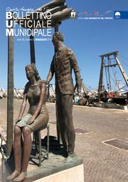 Bollettino Ufficiale Municipale | copertina maggio