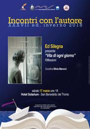 Incontri con l'autore | Ed Silegna