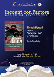 Incontri con l'autore | Michela Mercuri