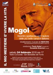 MOGOL | incontro spettacolo