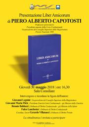 Piero Alberto Capotosti Liber amicorum