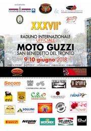 Raduno Internazionale Moto Guzzi