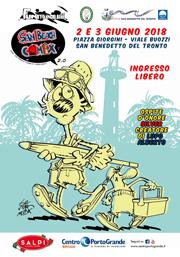 San Beach Comics