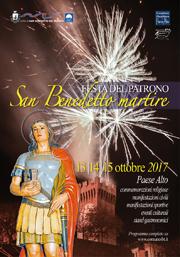 Festa del Patrono San Benedetto Martire