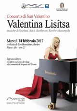 Concerto di San Valentino | Valentina Lisitsa