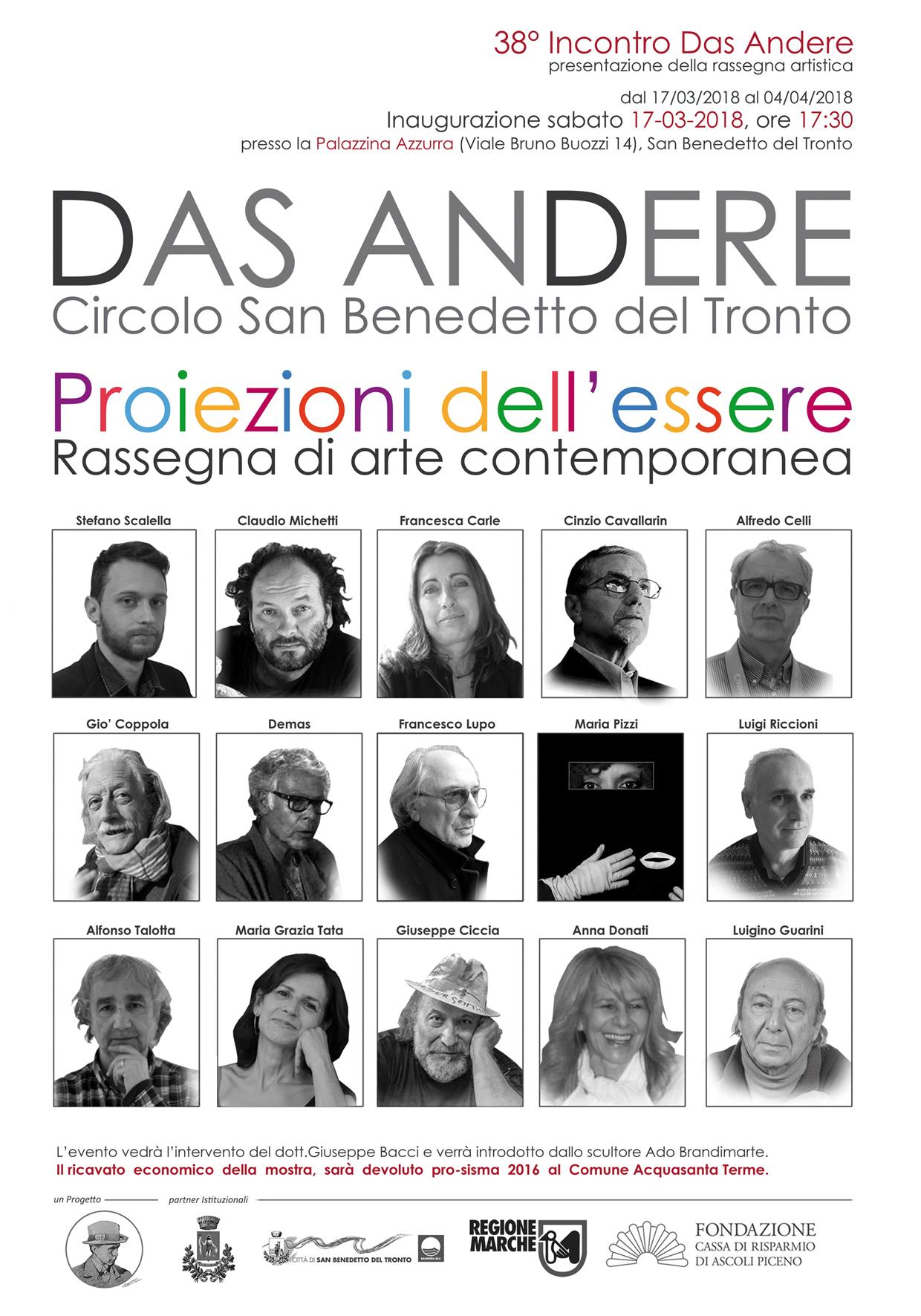 38° incontro Das Andere | rassegna d'arte contemporanea