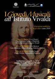 I Giovedì Musicali all'Istituto Vivaldi