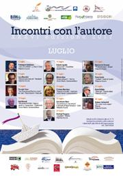 Incontri con l'autore | Luglio