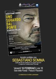 Incontro pubblico con Sebastiano Somma