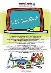Kit scuola 2017
