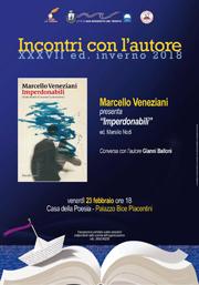 Incontri con l'autore | Marcello Veneziani