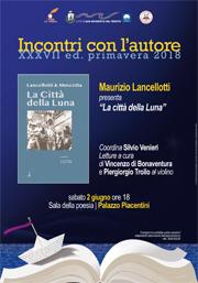 Incontri con l'autore   Maurizio Lancellotti