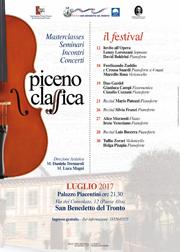 Piceno classica | il festival
